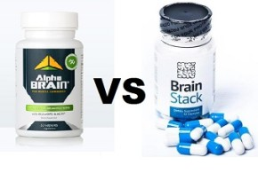 Alpha Brain vs BrainStack